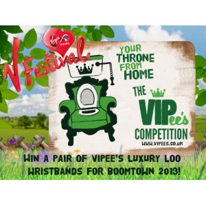 VIPee's V Festival Competition Launch!