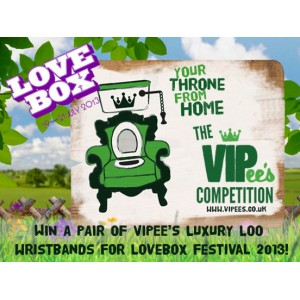 VIPee's Lovebox Competition Launch!