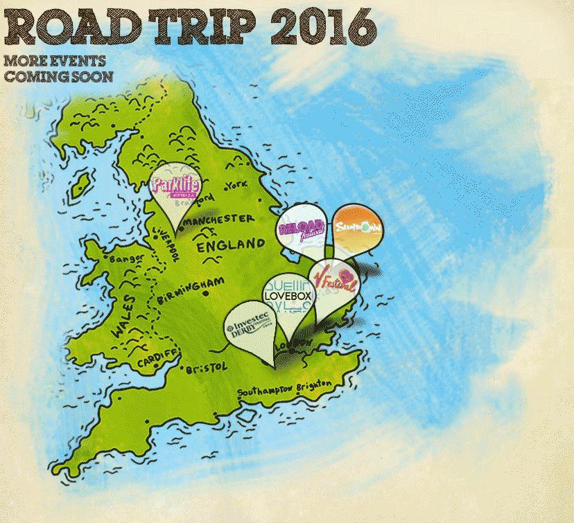 Vipees Events Calendar 2015
